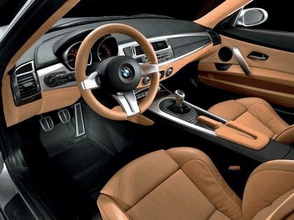 2005 BMW Z4 coupé concept 12