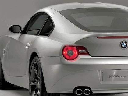 2005 BMW Z4 coupé concept 22