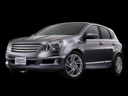2009 Nissan Dualis ( J10 ) Premium concept by Autech 1