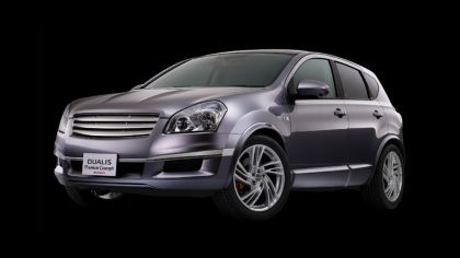 2009 Nissan Dualis ( J10 ) Premium concept by Autech 7