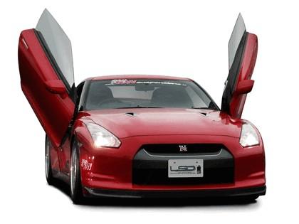 2009 Nissan GT-R ( R35 ) by LSD 1