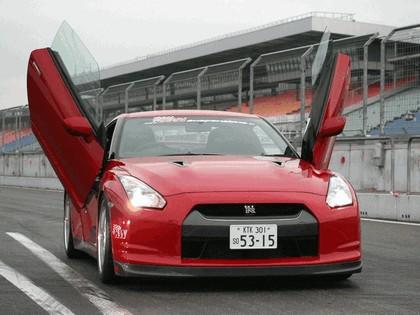 2009 Nissan GT-R ( R35 ) by LSD 3