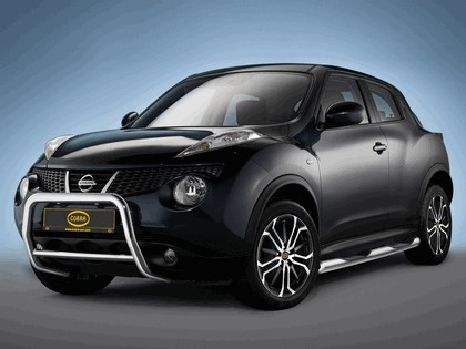 2010 Nissan Juke N+ by Cobra Technologies 4