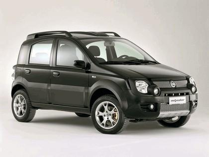 2005 Fiat Panda Monster 1
