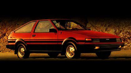 1984 Toyota Corolla SR5 sport liftback ( AE86 ) 9