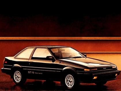 1985 Toyota Corolla GT-S sport coupé ( AE86 ) 2