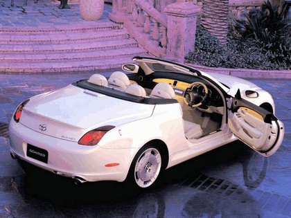 2001 Toyota Soarer ( Z40 ) 4