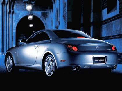 2001 Toyota Soarer ( Z40 ) 5