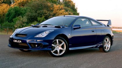 2002 Toyota Celica with Super Sports kit - Australian version 3