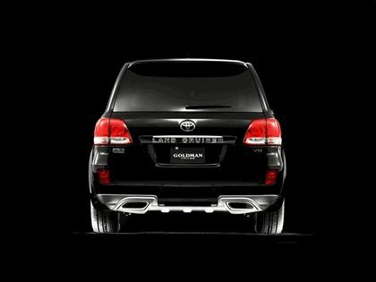 2007 Toyota Land Cruiser 200 ZX V8 Goldman Cruise by DAMD 4
