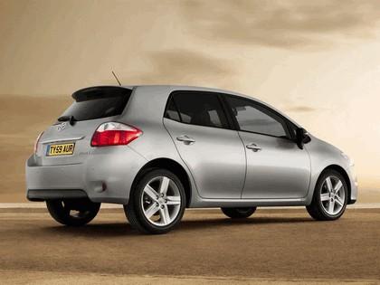 2010 Toyota Auris - UK version 2