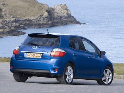 2010 Toyota Auris - UK version 4