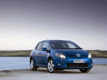 2010 Toyota Auris - UK version 7