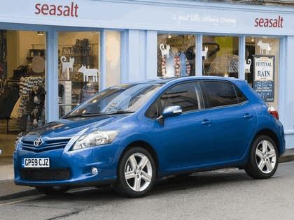 2010 Toyota Auris - UK version 11