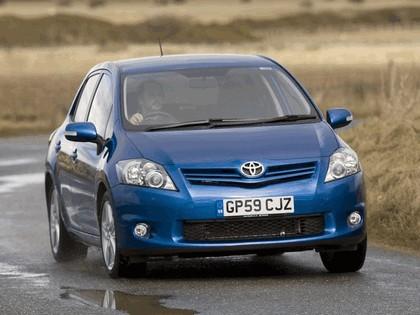 2010 Toyota Auris - UK version 19