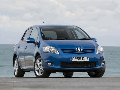 2010 Toyota Auris - UK version 21