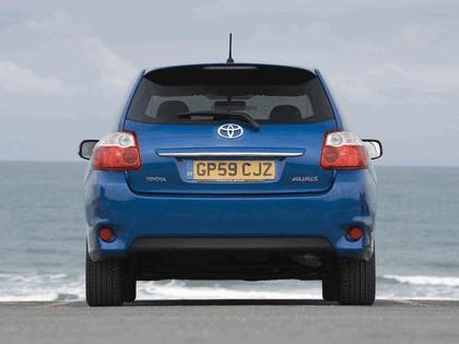 2010 Toyota Auris - UK version 25