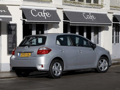2010 Toyota Auris - UK version 37