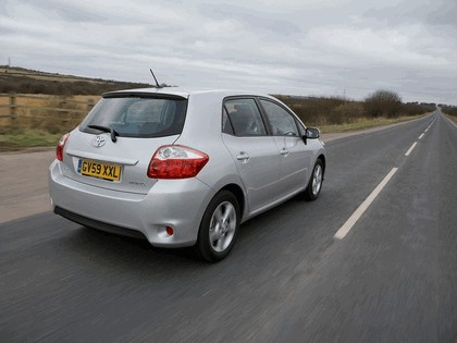 2010 Toyota Auris - UK version 38