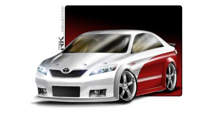 2010 Toyota Camry NASCAR Edition ( SEMA ) 5