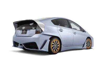 2010 Toyota Prius C&A Custom concept ( SEMA ) 2