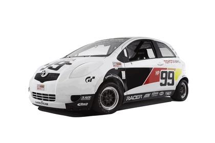 2010 Toyota Yaris GT-S Club Racer ( SEMA ) 1
