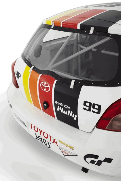 2010 Toyota Yaris GT-S Club Racer ( SEMA ) 5