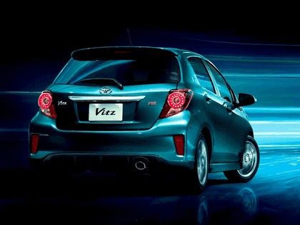 2010 Toyota Vitz RS 2