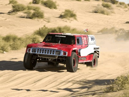 2005 Hummer H3 Dakar rally prototype 1