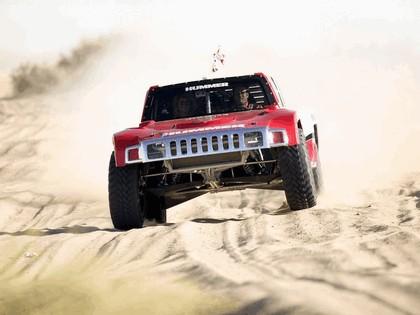 2005 Hummer H3 Dakar rally prototype 2
