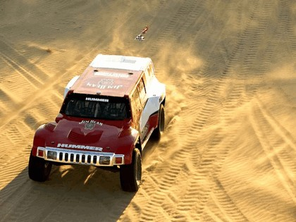 2005 Hummer H3 Dakar rally prototype 3