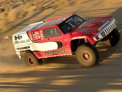 2005 Hummer H3 Dakar rally prototype 4