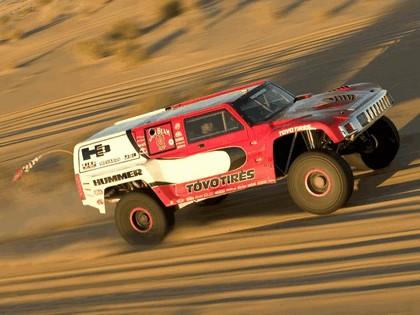 2005 Hummer H3 Dakar rally prototype 5