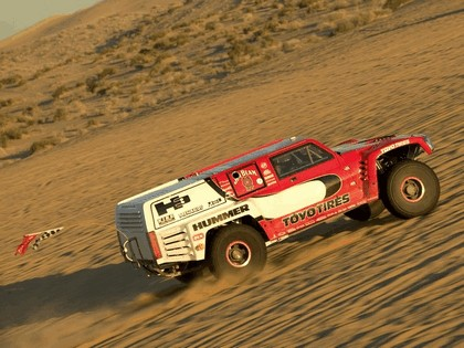 2005 Hummer H3 Dakar rally prototype 6