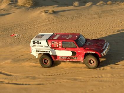 2005 Hummer H3 Dakar rally prototype 7