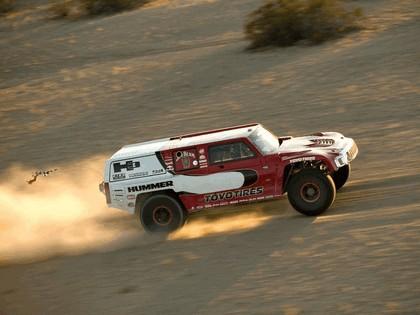 2005 Hummer H3 Dakar rally prototype 8