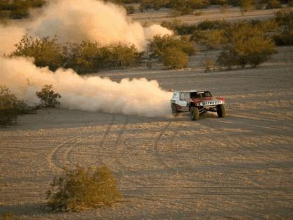 2005 Hummer H3 Dakar rally prototype 9