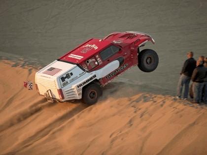 2005 Hummer H3 Dakar rally prototype 10
