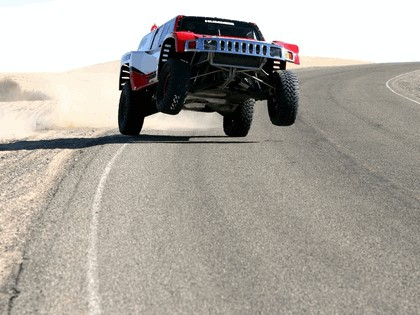 2005 Hummer H3 Dakar rally prototype 11