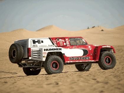 2005 Hummer H3 Dakar rally prototype 13