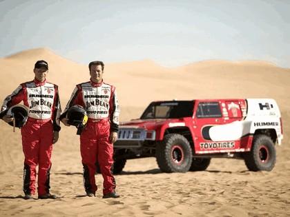 2005 Hummer H3 Dakar rally prototype 14