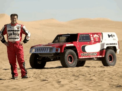 2005 Hummer H3 Dakar rally prototype 15