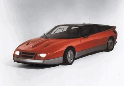 1985 Saab EV-1 concept 1