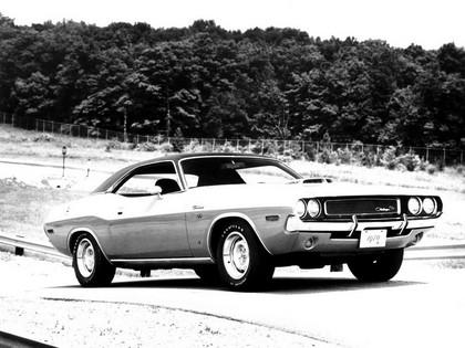 1970 Dodge Challenger RT 9