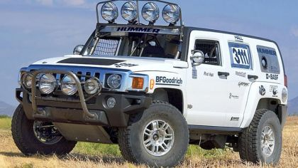 2005 Hummer H3 Race Truck driven by Rod Hall 1