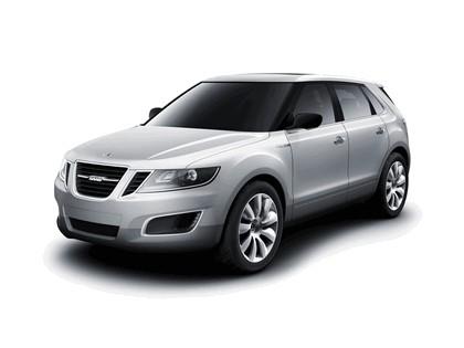 2010 Saab 9-4X BioPower concept 1