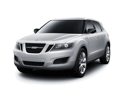 2010 Saab 9-4X BioPower concept 2
