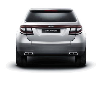 2010 Saab 9-4X BioPower concept 4
