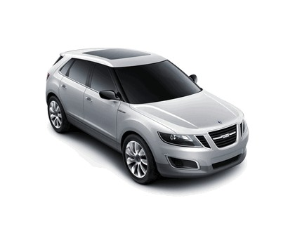 2010 Saab 9-4X BioPower concept 5