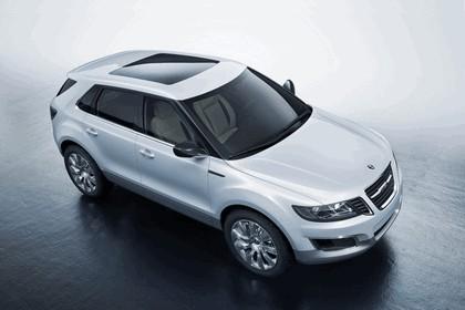 2010 Saab 9-4X BioPower concept 10